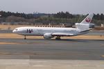 レン・巧猿さんが、成田国際空港で撮影した日本航空 DC-10-40の航空フォト(写真)