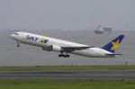 だいちゃん@RJSSさんが、羽田空港で撮影したスカイマーク 767-36N/ERの航空フォト(写真)