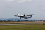 RW32Lさんが、熊本空港で撮影したANAウイングス DHC-8-402Q Dash 8の航空フォト(写真)