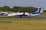 RW32Lさんが、伊丹空港で撮影したエアーニッポンネットワーク DHC-8-402Q Dash 8の航空フォト(写真)