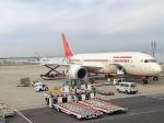 おじゃるまるさんが、関西国際空港で撮影したエア・インディア 787-837の航空フォト(写真)