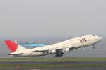 安芸あすかさんが、羽田空港で撮影した日本航空 747-146B/SR/SUDの航空フォト(写真)