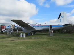 航空科学博物館で撮影された航空科学博物館の航空機写真