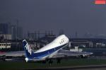 ケイゴさんが、羽田空港で撮影した全日空 747SR-81の航空フォト(写真)
