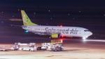 Ariesさんが、羽田空港で撮影したソラシド エア 737-4Y0の航空フォト(写真)