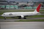 Boeing777さんが、伊丹空港で撮影した日本航空 767-346の航空フォト(写真)