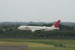 meijeanさんが、成田国際空港で撮影した日本航空 767-246の航空フォト(写真)