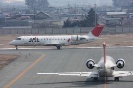山形空港 - Yamagata Airport [GAJ/RJSC]で撮影された山形空港 - Yamagata Airport [GAJ/RJSC]の航空機写真