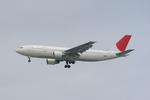 KRN6035さんが、羽田空港で撮影した日本航空 A300B4-622Rの航空フォト(写真)