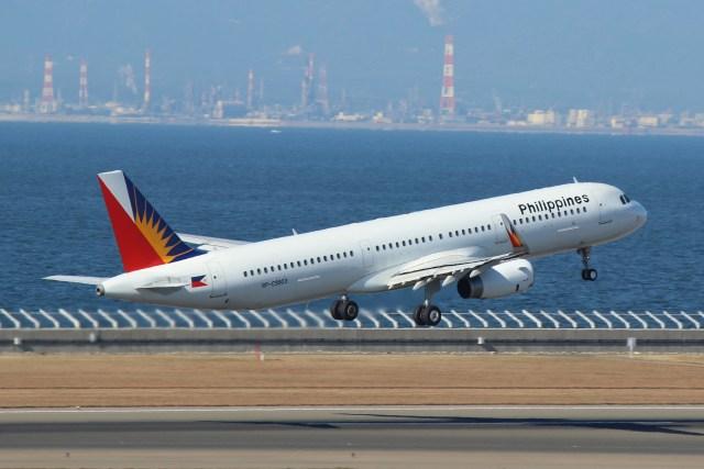 フィリピン航空 Airbus A321-200 RP-C9903 中部国際空港  航空フォト | by らいおんさん