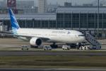 アローズさんが、福岡空港で撮影したガルーダ・インドネシア航空 777-3U3/ERの航空フォト(写真)