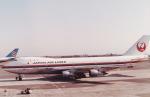 maverickさんが、羽田空港で撮影した日本航空 747-246Bの航空フォト(写真)