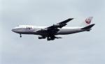 sin747さんが、成田国際空港で撮影した日本航空 747-246Bの航空フォト(写真)