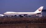 sin747さんが、成田国際空港で撮影した日本航空 747-146の航空フォト(写真)