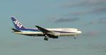 takumimiさんが、新千歳空港で撮影した全日空 767-281の航空フォト(写真)