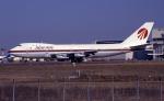 sin747さんが、成田国際空港で撮影した日本アジア航空 747-146の航空フォト(写真)