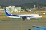 apphgさんが、仁川国際空港で撮影した全日空 A320-211の航空フォト(写真)