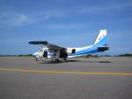 デルタおA330さんが、大島空港で撮影した新中央航空 BN-2B-20 Islanderの航空フォト(写真)