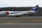 takumimiさんが、新千歳空港で撮影した日本エアシステム MD-87 (DC-9-87)の航空フォト(写真)