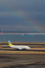 pringlesさんが、羽田空港で撮影したAIR DO 737-54Kの航空フォト(写真)