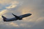 つかささんが、那覇空港で撮影したJALエクスプレス 737-846の航空フォト(写真)