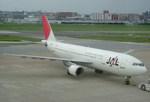 masa707さんが、福岡空港で撮影した日本航空 A300B4-622Rの航空フォト(写真)