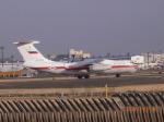 chiba1922さんが、成田国際空港で撮影したロシア非常事態省 Il-76の航空フォト(写真)