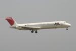 レン・巧猿さんが、関西国際空港で撮影した日本航空 MD-87 (DC-9-87)の航空フォト(写真)