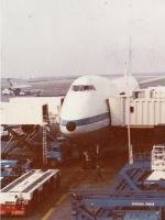 なまくら はげるさんが、羽田空港で撮影したパンアメリカン航空 747-100の航空フォト(写真)