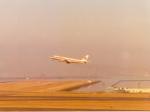 なまくら はげるさんが、羽田空港で撮影した日本アジア航空 DC-8-53の航空フォト(写真)