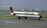 sin747さんが、羽田空港で撮影した東亜国内航空 DC-9-51の航空フォト(写真)
