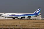 sin747さんが、成田国際空港で撮影した全日空 747-481の航空フォト(写真)