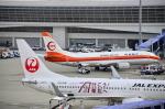 tomo@Germanyさんが、中部国際空港で撮影したJALエクスプレス 737-846の航空フォト(写真)