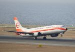 tomo@Germanyさんが、中部国際空港で撮影した日本トランスオーシャン航空 737-446の航空フォト(写真)