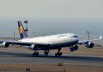 tomo@Germanyさんが、中部国際空港で撮影したルフトハンザドイツ航空 A340-313Xの航空フォト(写真)