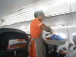 FY2145の搭乗レビュー写真