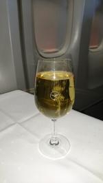 LH741の搭乗レビュー写真