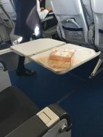 LH2470の搭乗レビュー写真