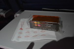 DL581の搭乗レビュー写真