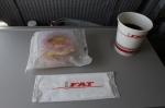 FE069の搭乗レビュー写真