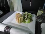 JL066の搭乗レビュー写真