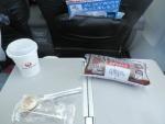 JAL3912の搭乗レビュー写真