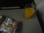 AZ2092の搭乗レビュー写真