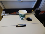 NH2176の搭乗レビュー写真