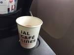 JL103の搭乗レビュー写真