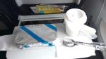 JW102の搭乗レビュー写真