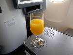 KL809の搭乗レビュー写真