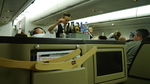 LX243の搭乗レビュー写真