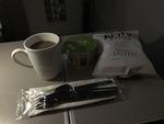 BA008の搭乗レビュー写真