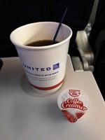 UA896の搭乗レビュー写真